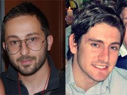 Founder di wiMAN: Massimo Ciuffreda e Michele di Mauro