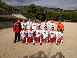 Squadra dell'U.S. Matinum 2012/2013